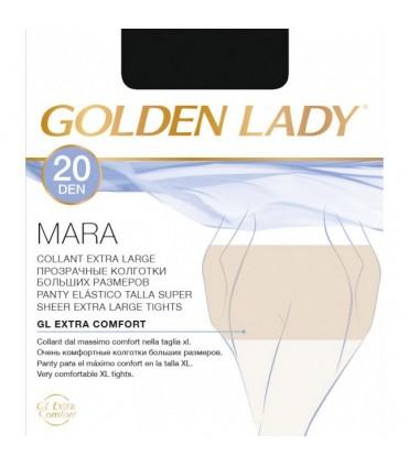 COLLANT XL CONFORMATI GOLDEN LADY ART.MARA 20 DEN