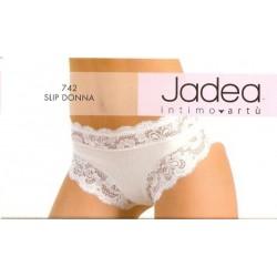 JADEA SLIP CON PIZZO COLORATO DONNA ART.742/C