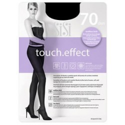 COLLANT SISI TOUCH EFFECT 70 DEN MICROFIBRA