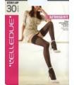 CALZA ELLEDUE AUTOREGGENTE 30 DEN ART STAY UP 30