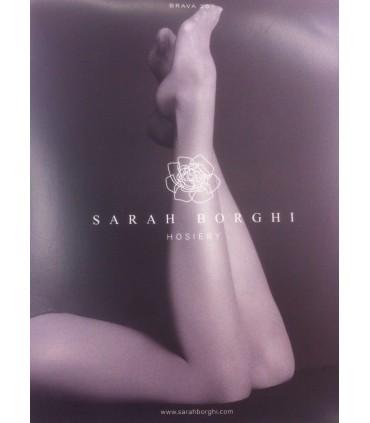 COLLANT SARAH BORGHI 20 DEN ART BRAVA 20