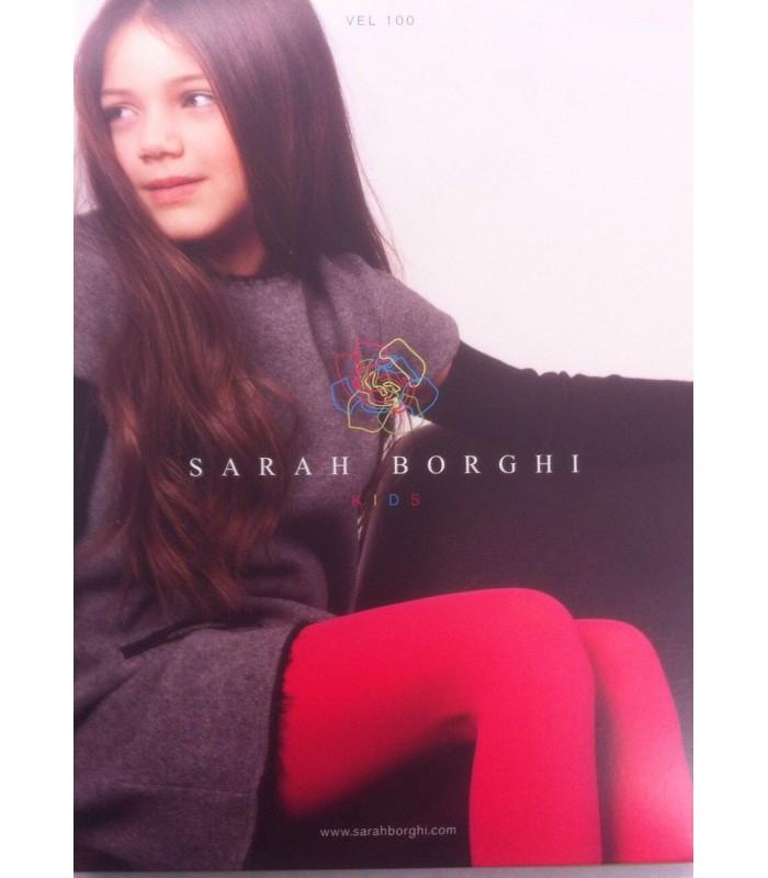 COLLANT SARAH BORGHI BIMBA MICROFIBRA TINTA UNITA 100 DEN ART VEL 100