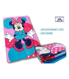 ASCIUGAMANO CALEFFI ART MINNIE