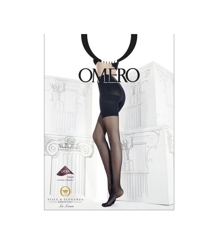 COLLANT OMERO 15 DEN VELATO OPACO CON CORPINO ART FORM UP 15