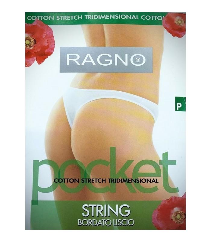 RAGNO PERIZOMA DONNA STRING 07455P