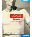 RAGNO SHIRT UOMO IN MICROPILE DI COTONE MANICA CORTA 602957