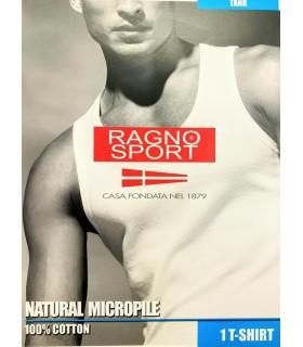 RAGNO CANOTTA SPALLA LARGA UOMO MICROPILE 602952