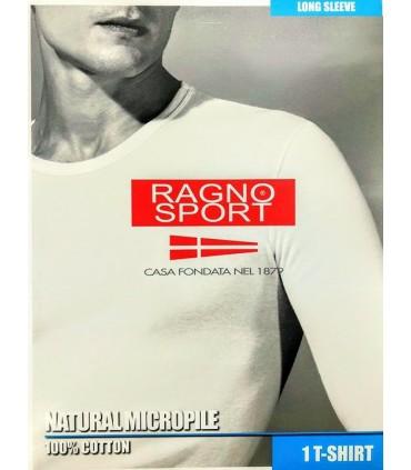RAGNO MAGLIA MANICA LUNGA MICROPILE 602959