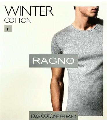 RAGNO MAGLIA UOMO M/C GIROCOLLO WINTER COTTON 601637