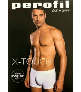 PEROFIL SHORT UOMO X-TOUCH PUSH UP