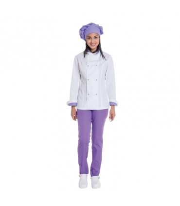 IL CAMICE GIACCA WOMAN A POIS COD: G1192