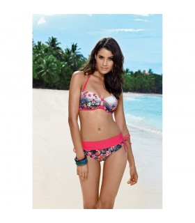 COSTUME DAVID Top Fascia Betta - Slip Sandra Floral Bay