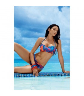 COSTUME BIKINI DAVID Top Fascia Barbara - Slip Selena Acquatic World