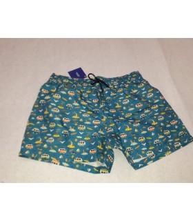 Ragno Beachwear Uomo Boxer Con Fantasie Art.604617