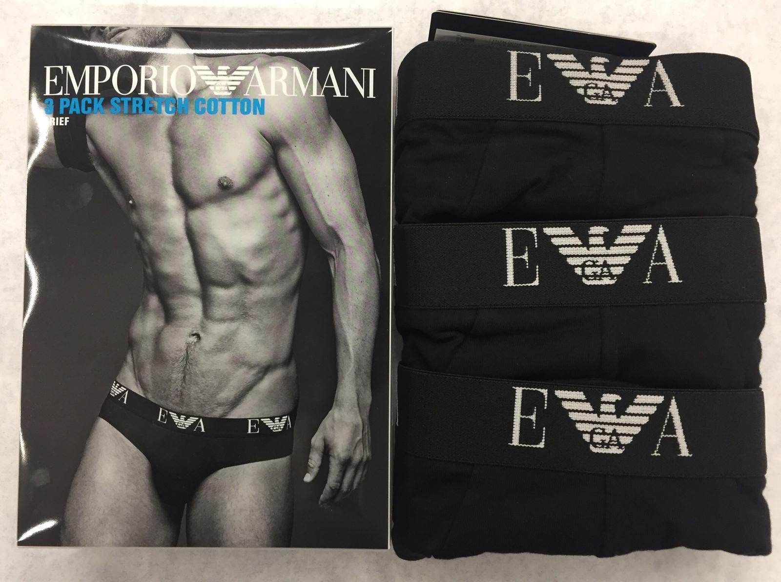 d9c8747f3a9e8f Mare e piscina Emporio Armani Underwear Mutande Uomo 111734