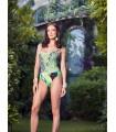 PortRose Donna Bikini Intero con Leggero Push-Up Art.30221