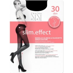 SISI SLIM EFFECT COLLANT DONNA VELATO 30 DEN E SENZA CUCITURE ART.929SI