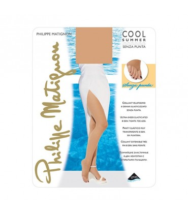 COLLANT PHILIPPE MATIGNON COOL SUMMER SENZA PUNTE 8 DEANRI